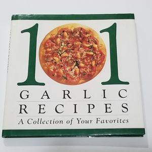 101 Garlic Recipes cookbook